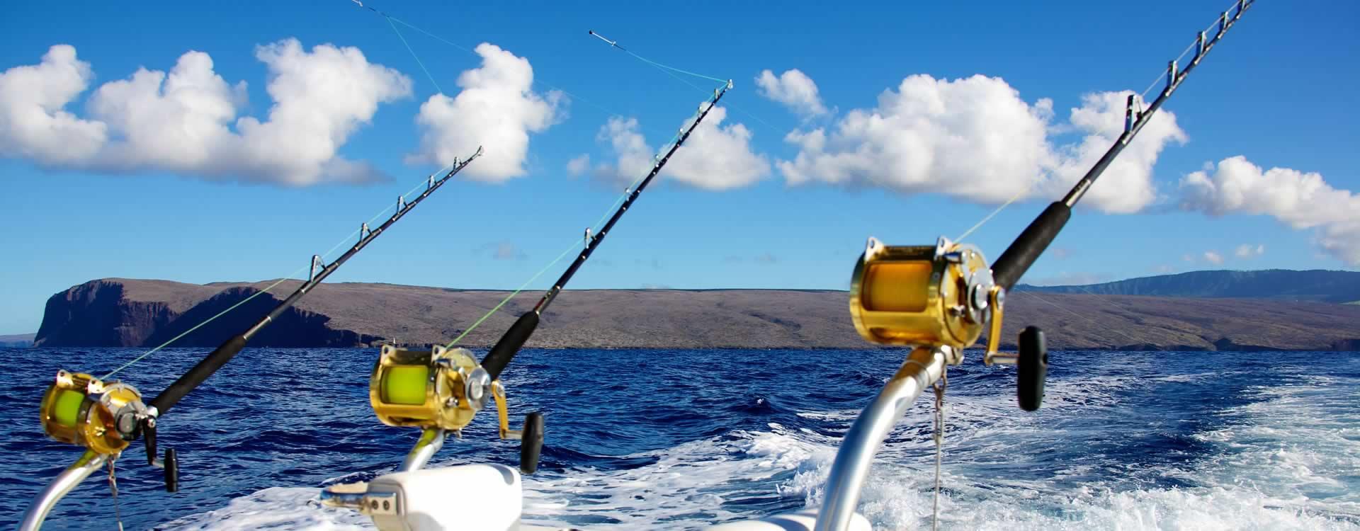 Hawaii marlin fishing specializing in fishing trips for Sport fishing hawaii
